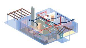 Проектирование вентиляционной системы